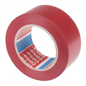 tesa tape red